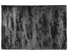 Hochflor-Teppich DOLCE - Anthrazit - 200x290 cm