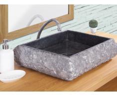 Waschbecken Marmor RIVER