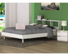 Bett mit Stauraum LUCILE - 140x190cm
