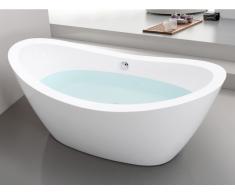 Freistehende Badewanne ALDA - 180 L