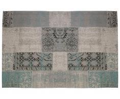 Teppich im Vintage-Stil TURIN - 100% Polyester - 200x290 cm