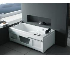 Whirlpool Badewanne Atlantide - 1 Person - 185 L