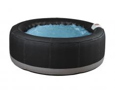 Whirlpool aufblasbar BCOOL III - 6 Personen - D203xH65cm - Schwarz