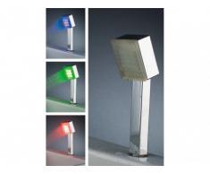 LED Duschkopf Detifoss mit Farbwechsel