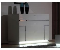 Kommode Hochglanz LED Luminescence II