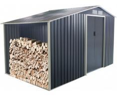 Gerätehaus Stahl Agato - 12,95 m²