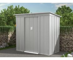 Gartenhaus Gerätehaus ACAMAR - Stahl - 2,32 m²
