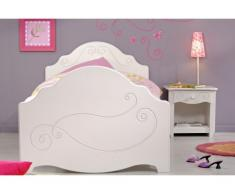 Sparset Alice: Nachttisch & Kinderbett Funktionsbett Alice Wendy - 90x200cm
