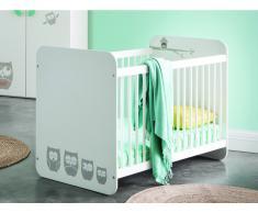 Babybett Kinderbett Pipou - 60x120cm