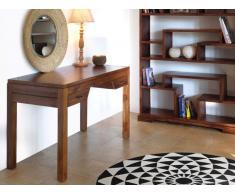 Schreibtisch Holz massiv Talang II