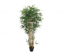 Kunstpflanze Künstlicher Bambus BISSETI - Höhe: 162 cm