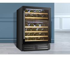 Einbau-Weinklimaschrank - 46 Flaschen - 2 Temperaturzonen