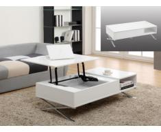 couchtisch h henverstellbar in verschiedenen designs. Black Bedroom Furniture Sets. Home Design Ideas