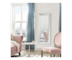 Wandspiegel LEILA - 130 x 5 x 50 cm - Silberfarben