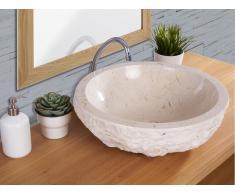 Waschbecken Marmor LIME
