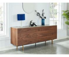Sideboard ALIZE - 2 Türen & 3 Schubladen