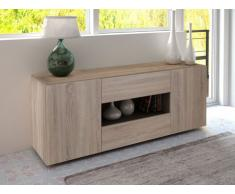 Sideboard Malik - 2 Türen & 2 Schubladen - Eichefarben