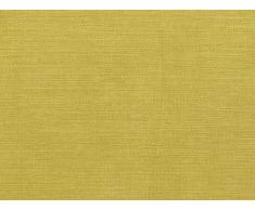 Hocker für modulierbares Sofa SYMPOSION - Stoff - Gelb