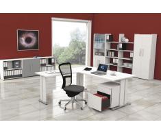 ENTER Büromöbel Set, 1 Arbeitsplatz 400x300