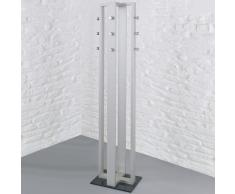 OPLA Standgarderobe mit 12 Haken b40xt40xh176cm
