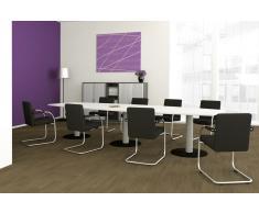 GERAMÖBEL Büromöbel Set, Konferenztisch 400cm