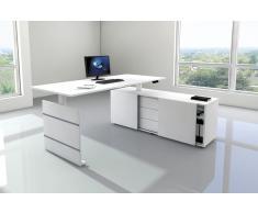 MOVE 3 Büromöbel Set, 1 Arbeitsplatz 200x200cm