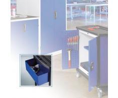 C+P Abfallbehälter für Werkstattwagen