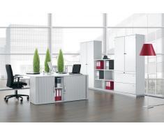 GERAMÖBEL Büromöbel Set, Doppelarbeitsplatz, 410x320cm