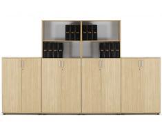 TENTO 5-OH Schrankwand, 320x150cm