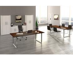 AVETO Büromöbel Set, 1 Arbeitsplatz 600x500