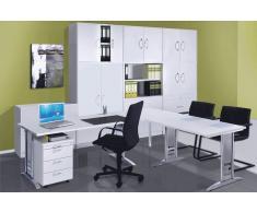 TEC-ART Büromöbel Set, 1 Arbeitsplatz 500x500
