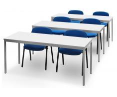 JOKER Seminar-Set, Konferenztische, 6 Plätze
