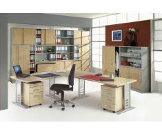 TEC-ART Büromöbel Set, 1 Arbeitsplatz 600x600