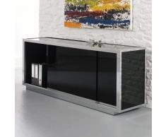 CORST Sideboard mit Schiebetüren, b180xt50xh65cm