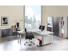 AVETO Büromöbel Set, 1 Arbeitsplatz 500x500