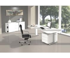 FORM 4 Büromöbel Set, 1 Arbeitsplatz 300x300