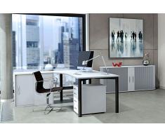 GERAMÖBEL Büromöbel Set, 1 Arbeitsplatz, 420x260cm