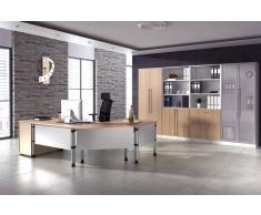 EXPRESS H-Serie Büromöbel Set, 1 Arbeitsplatz, 320x320cm