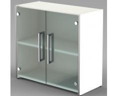 ENTER 2-OH Sideboard mit Glastüren