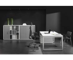 EXPRESS R-Serie Büromöbel Set, 1 Arbeitsplatz, 300x300cm