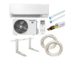 Panasonic Klimaanlage FZ 2,5 KW 9000BTU A++/A+ R32 mit Montage-KIT