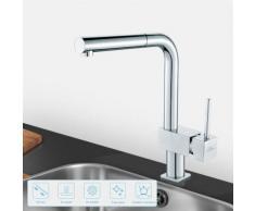 Wasserhahn Küche 90°Schwenkbereich Einhebel   Wasserhahn Küchenarmatur Einhandmischer Spüle   Küche