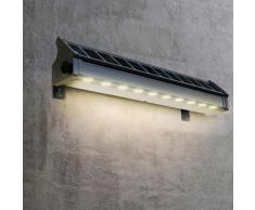 LED Solarlampe Solarleuchte für Beleuchtung von Werbetafeln und Plakate BILLBOARD