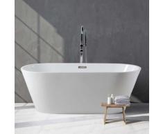 Freistehende Badewanne Klassisches Design Zante