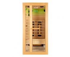 Infrarotsauna Redsun S Deluxe | Infrarotkabine Wärmekabine, Saunakabine, Sauna - Home Deluxe