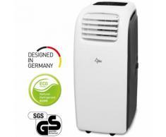 SUNTEC Mobiles lokales Klimagerät Transform 14.000 Eco R290   Räume bis 70 m2