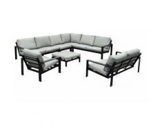 Outdoor Sitzgruppe Rio | Gartenmöbel, Lounge | XL - Home Deluxe