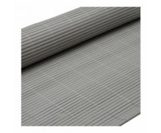PVC Sichtschutzmatte 180 x 300 cm Grau