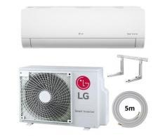 LG Split Klimaanlage R32 Wandgerät Standard 3,5 kW 5m Komplett-Set EEK: A++ / A+