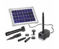Solar Teichpumpe Palermo 3,5W 300l/h Solarpumpe Gartenteich Teich esotec 101769